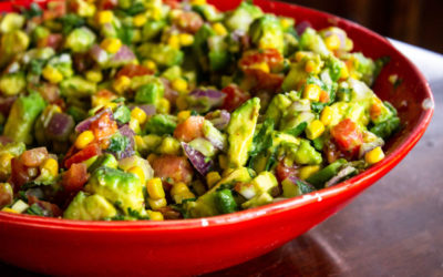 A Mexican Hacienda and the Best Guacamole Ever