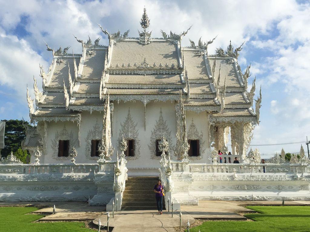 Wat Rong Khun - Thailand