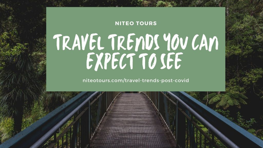 Travel trends - Niteo Tours