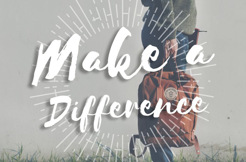 Travel and Make a Difference!