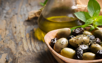 Olive Oil Cheat Sheet