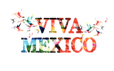 Viva Mexico! 208 years of Independence