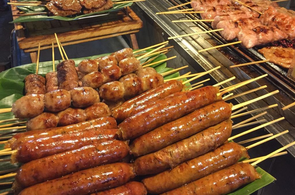 What to expect at Chiang Mai Sunday walking street
