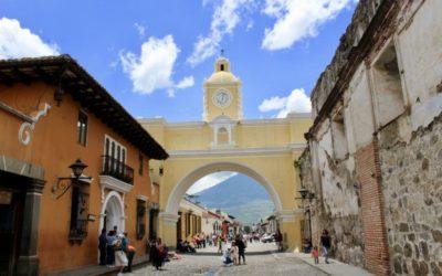 Colorful Antigua