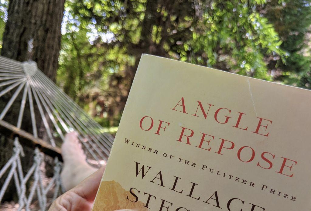 angle of repose novel