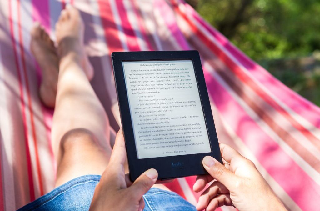 6 Reasons Why eBooks are a Traveler's Best Choice